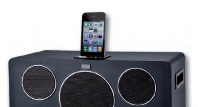 Altavoces Apple